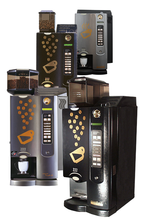 Avalon Coffee Vending Machine