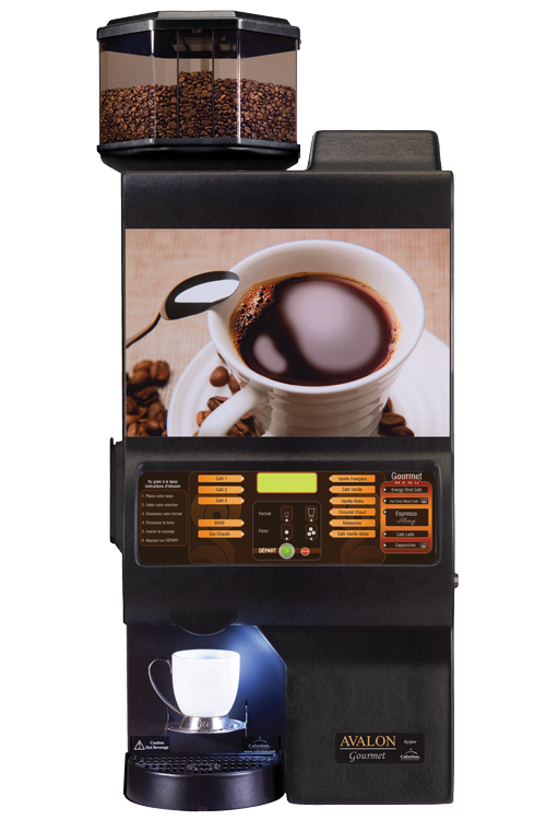 avalon gourmet coffee machine