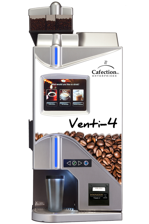 Innovation Series Cafection Coffee Machine Quebec
