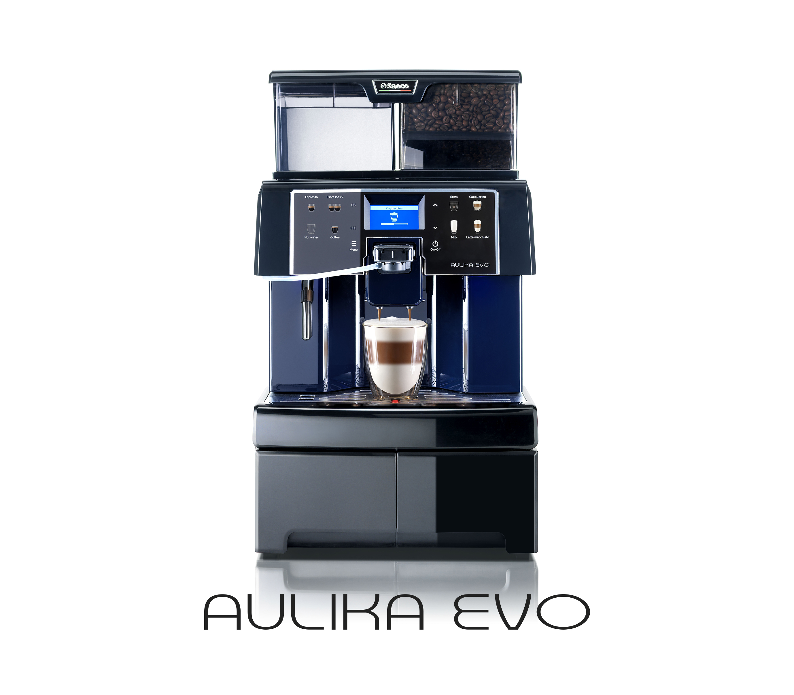 Meet the Aulika Evo  | Cafection Coffee Machine | Quebec